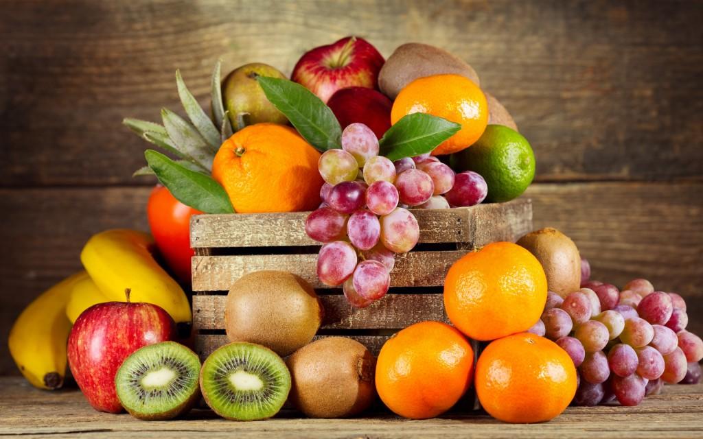 Fructele, tratamente naturale pentru un ten sanatos