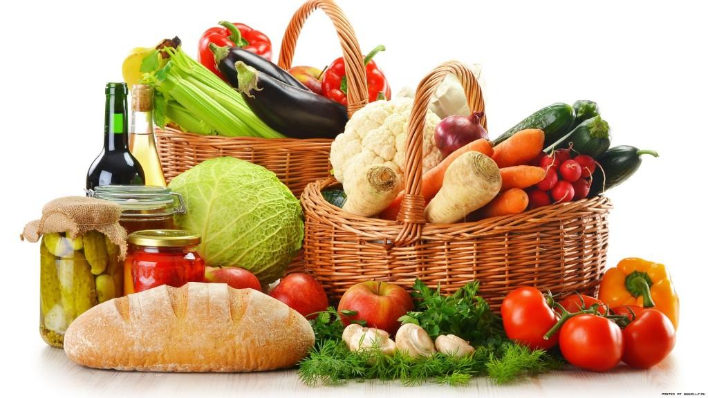 Alimente bogate în vitamine și minerale