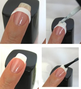 1-pack-Newest-100-Brand-New-French-Nail-Stickers-Manicure-Strip-Nail-Art-Form-Finger-Tip